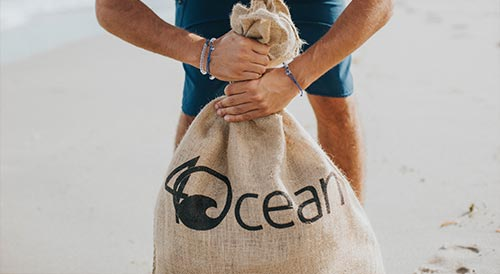 Fight Ocean Plastics with DALTON and 4Ocean
