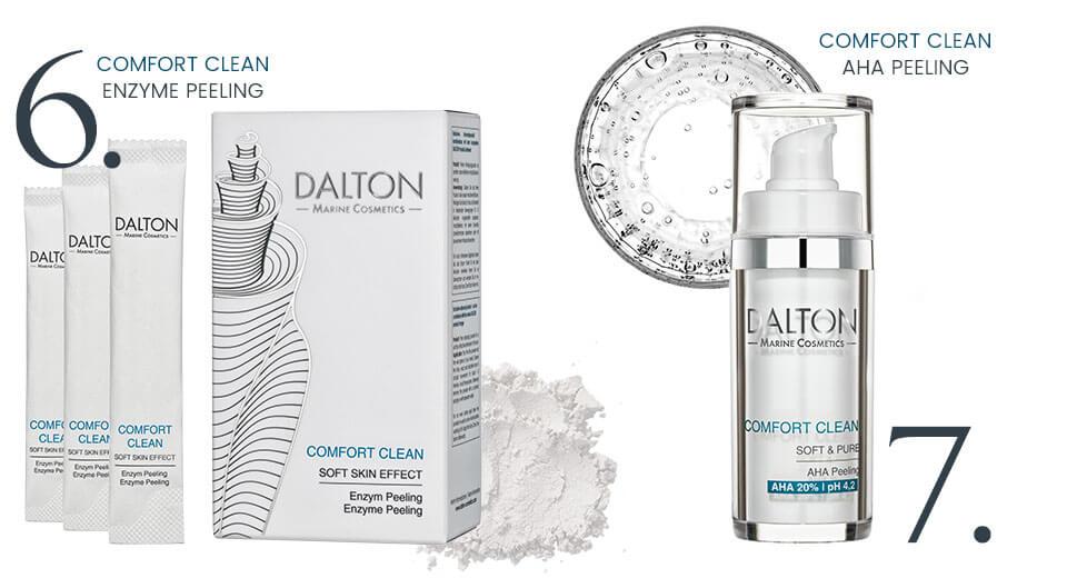Exfoliants for acne-prone skin