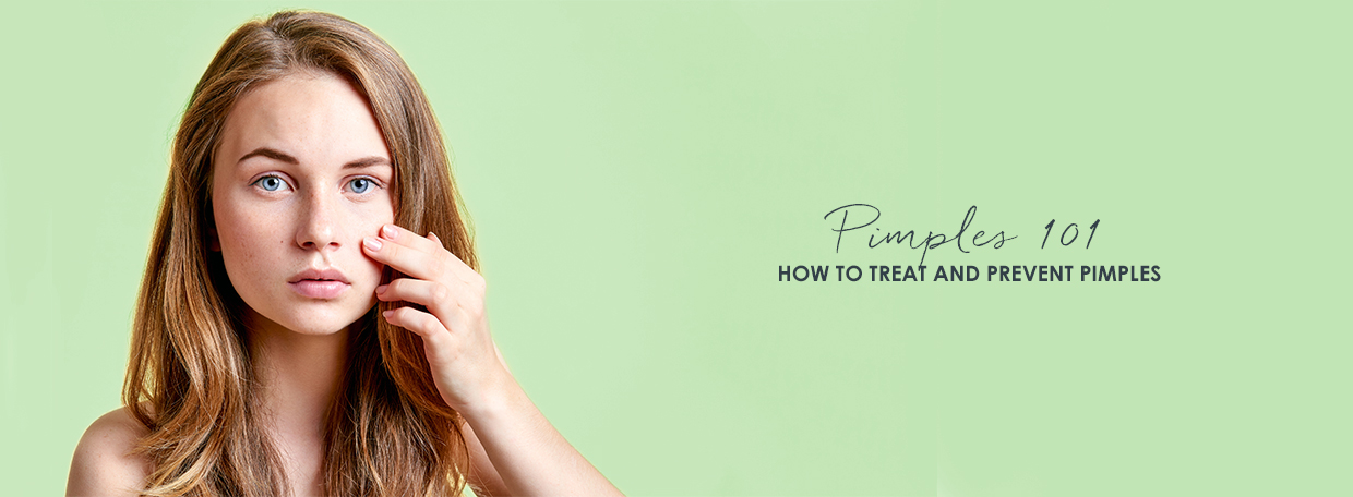 Tips to eliminate pimples