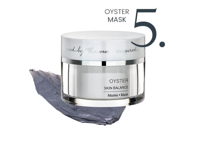Anti-aging mask for blemish-prone skin