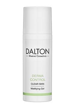 Mattifying gel for oily, acne-prone skin