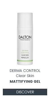 Mattifying gel for oily acne-prone skin