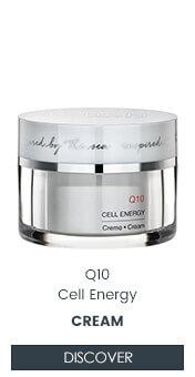 Revitalizing skincare with Q10