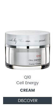 Q10 Anti-Aging Creme mit Celumer Meeresextrakt von DALTON