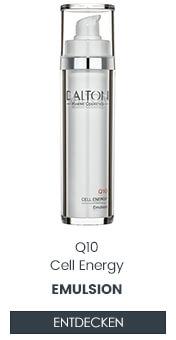 Leichte Q10 Creme mit sofortiger Wirkung