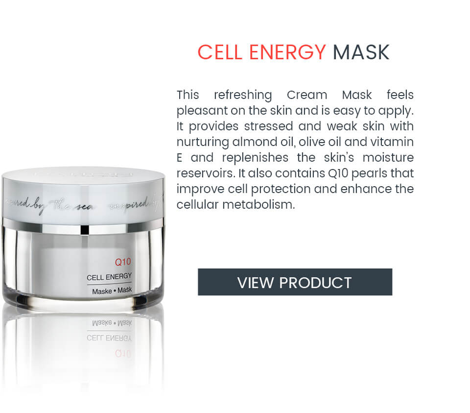 Cell Energy Mask