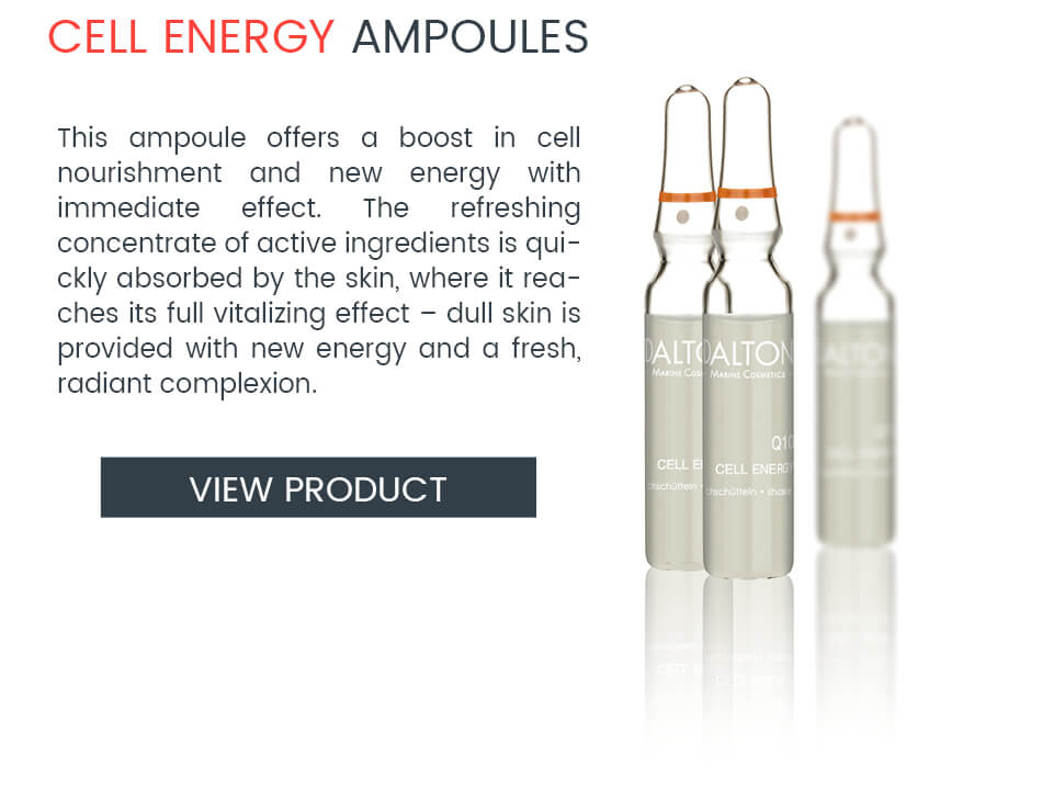 Cell Energy Ampoules
