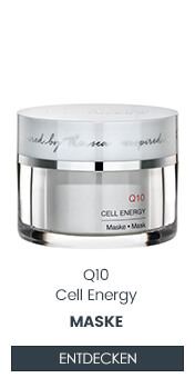 Erfrischende und revitalisierende Gesichtspflege mit Q10
