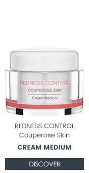 Cosmeceutical Face Cream Redness Control Couperose Skin