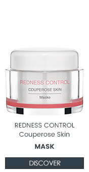 Rich, soothing mask to reduce facial redness