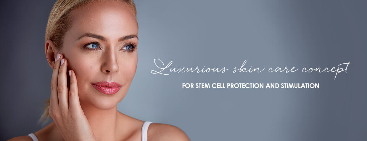 Our luxurious S.E.A. Anti-Aging skincare line - Overview