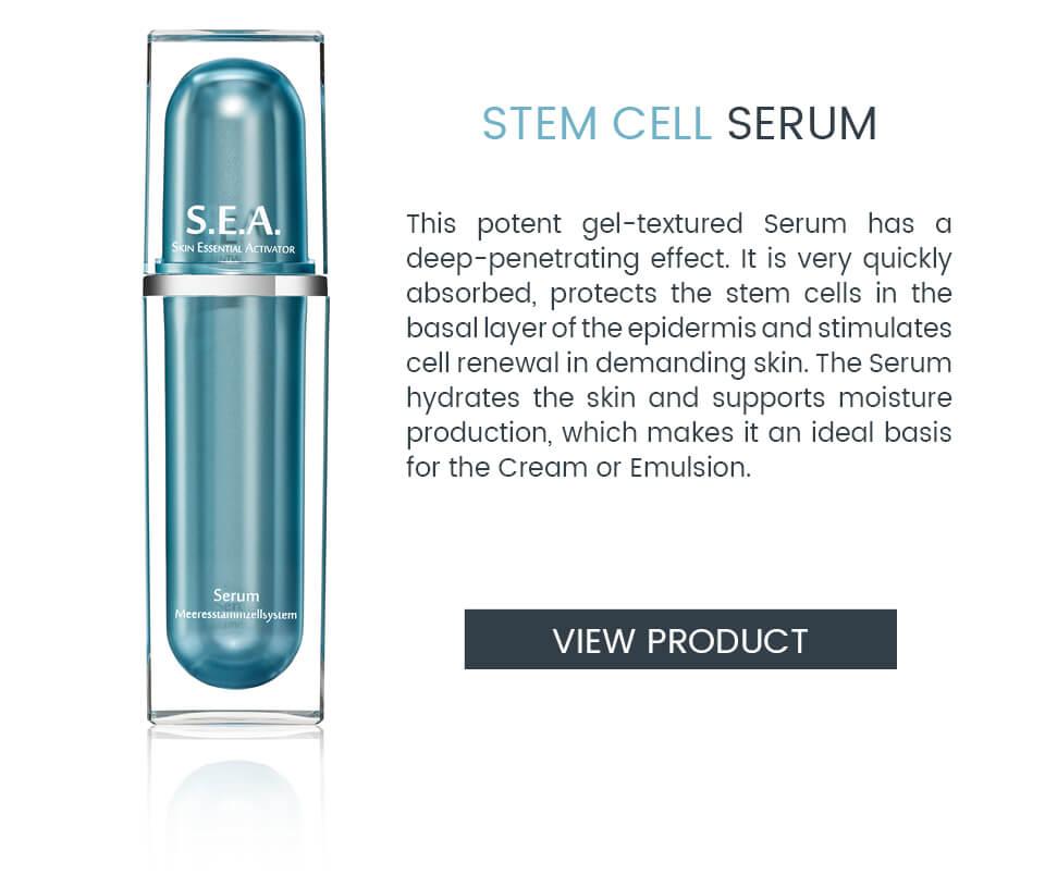 S.E.A. Stem Cell Activator Serum
