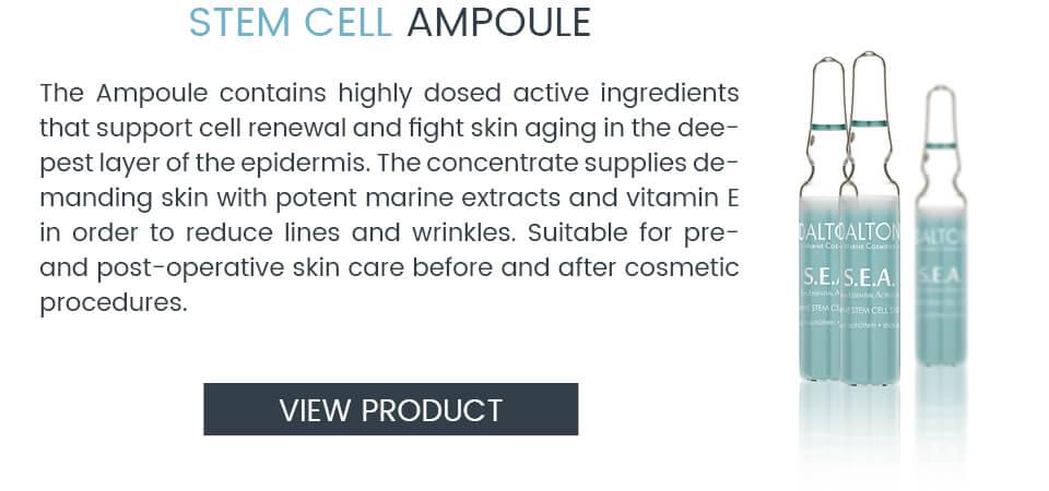 S.E.A. Stem Cell Activator Ampoules