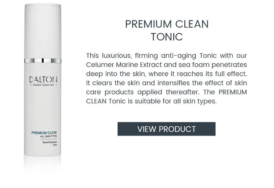 Premium Toner for gentle cleansing