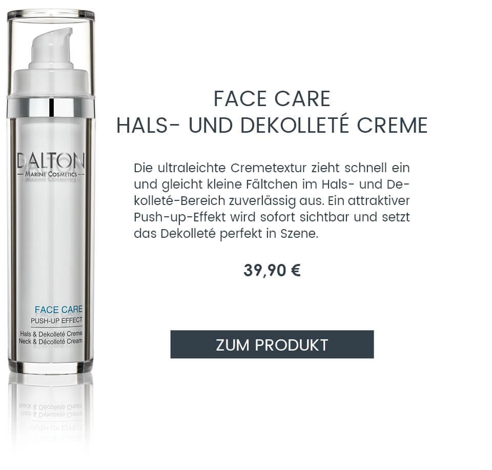 Face Care Hals & Dekolleté Creme
