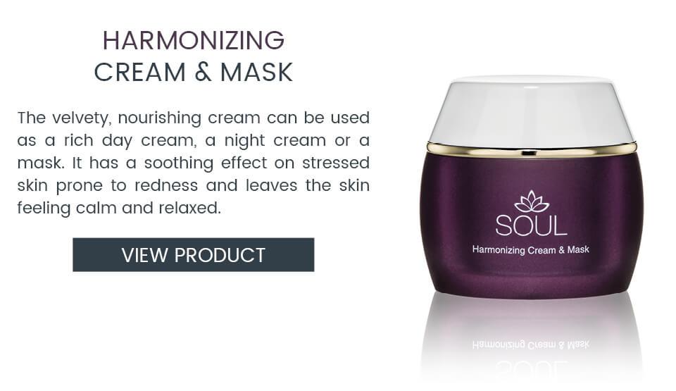 Velvety, nourishing day cream, night cream, mask