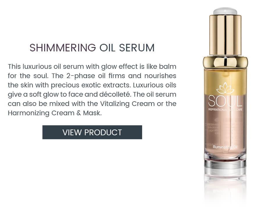 SOUL Shimmering Oil Serum