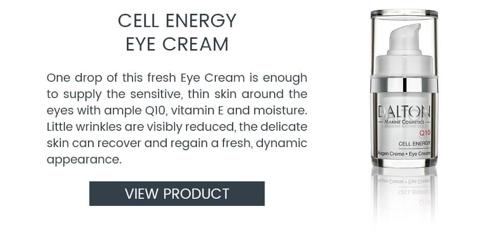 Q10 Eye Cream for sensitive skin around the eyes