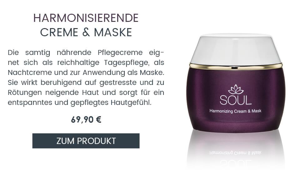 SOUL Harmonizing Cream & Mask