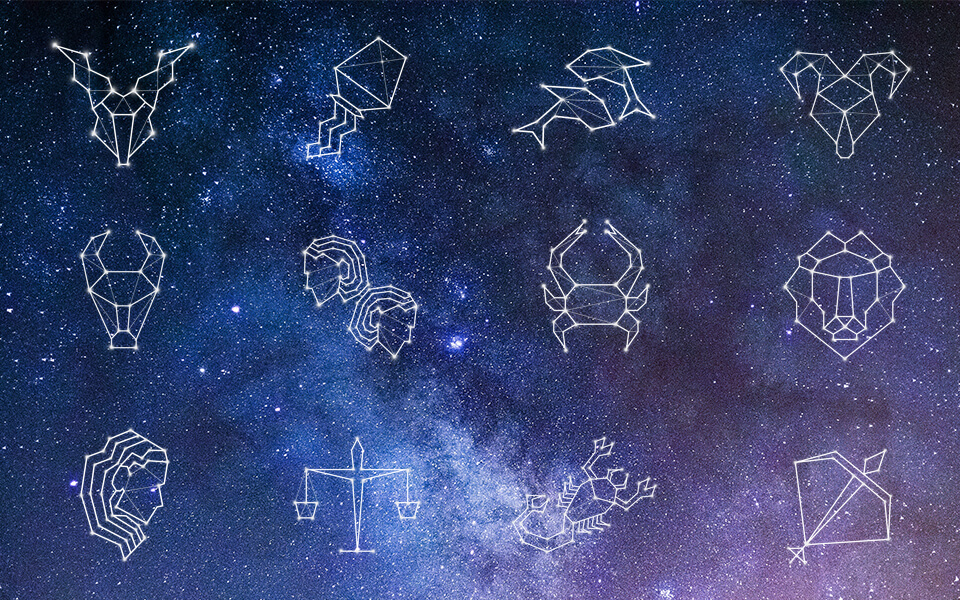 Sternzeichen Finden