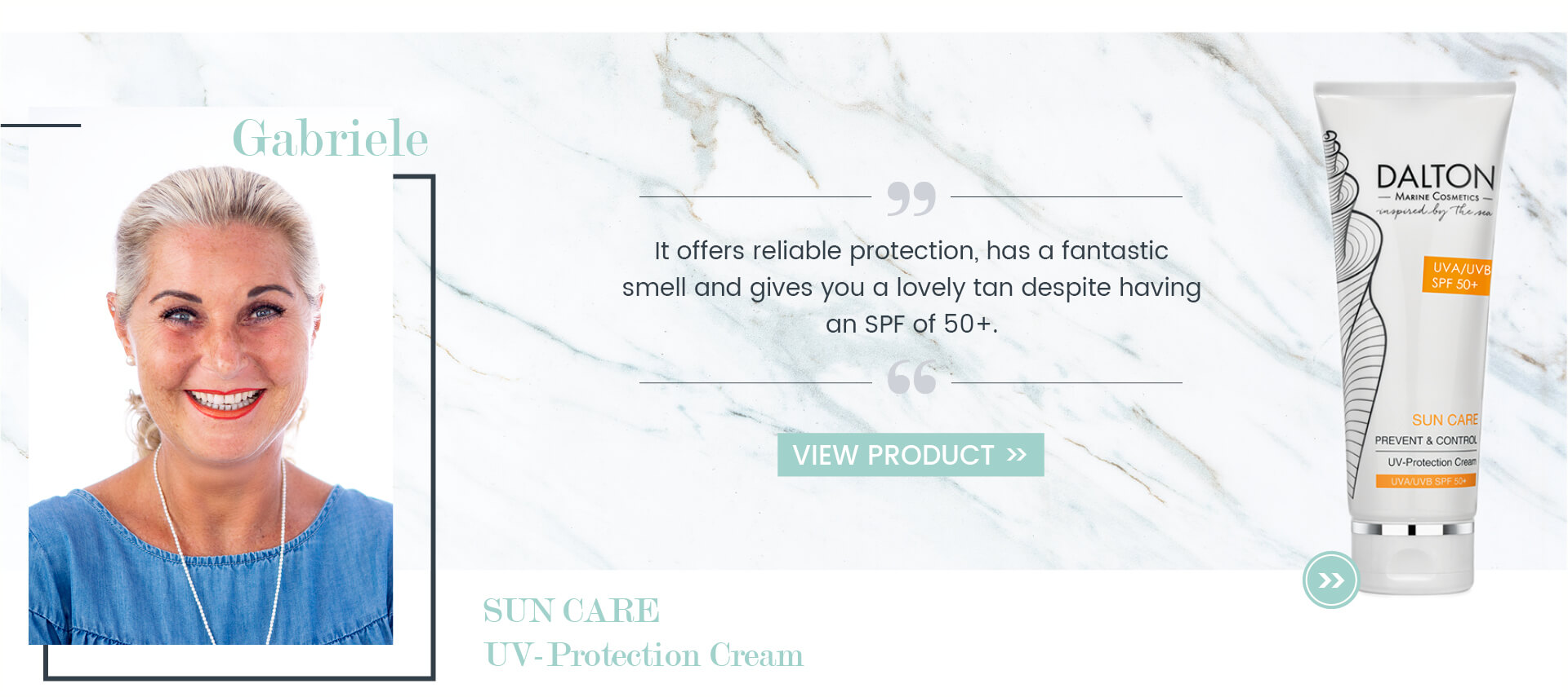 Sun Care UV-Protection Cream SPF 50+