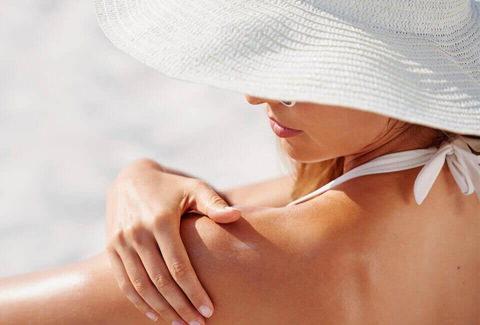 UV-Induced skin damage