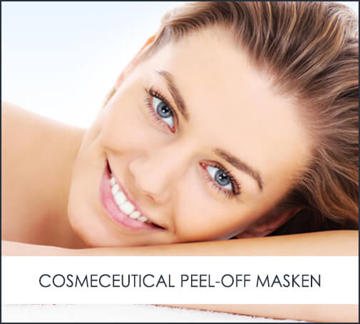 Dalton Beauty Behandlung Cosmeceutical Peel-off Masken