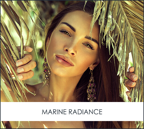 Dalton Beauty Behandlung Marine Radiance Glow Effekt Peel-off Maske