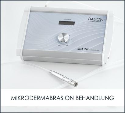 Dalton Mikrodermabrasion Behandlung