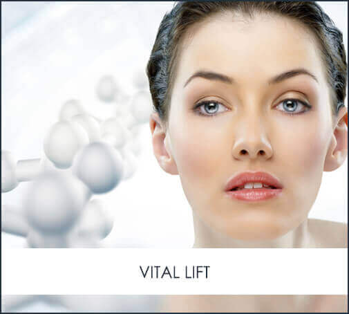 Dalton Beauty Behandlung Vital Lift Maske