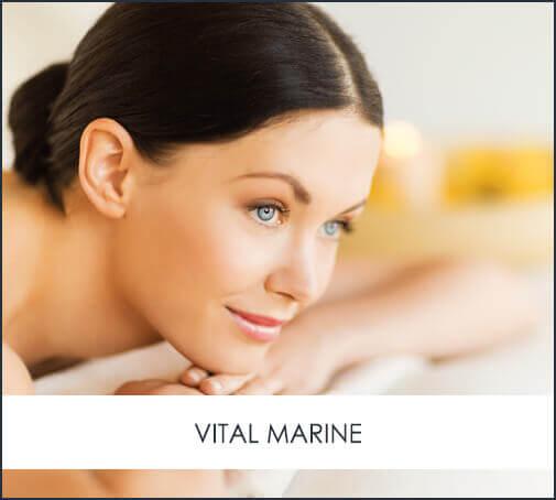 Dalton Beauty Behandlung Vital Marine Wirkstoffvlies