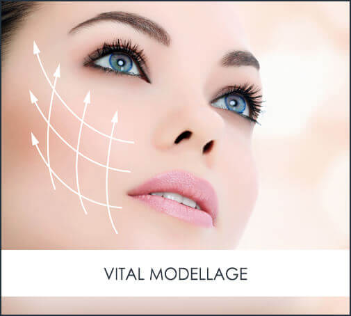 Dalton Beauty Behandlung Vital Modellage