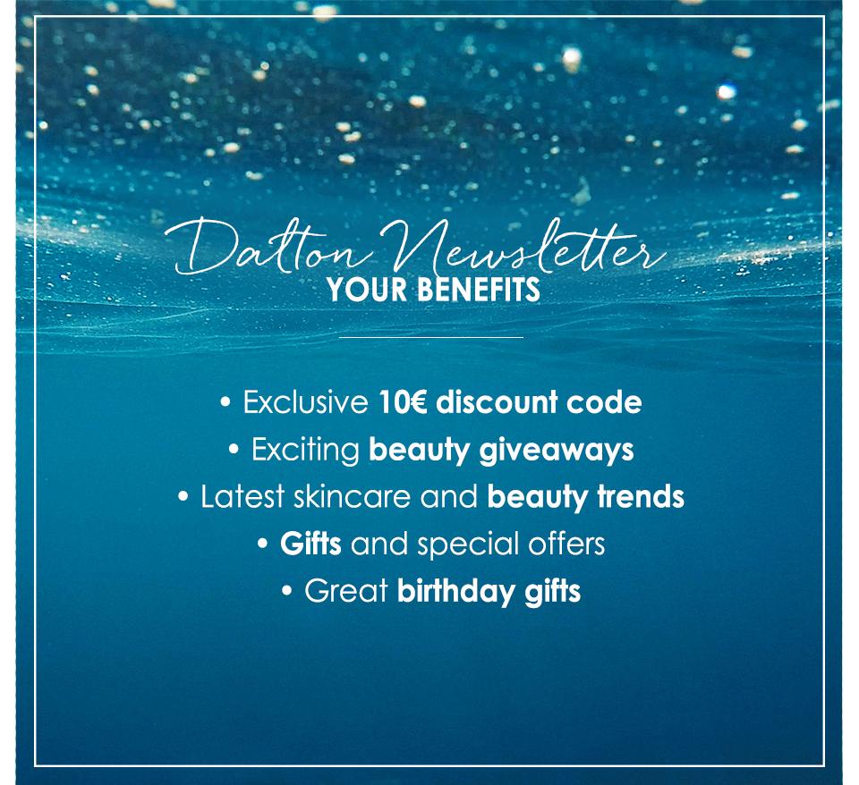 Dalton Newsletter Benefits