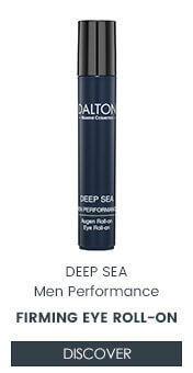 Deep Sea collection for men's skin