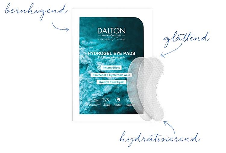 Anti-Aging Augenpads mit Hyaluron
