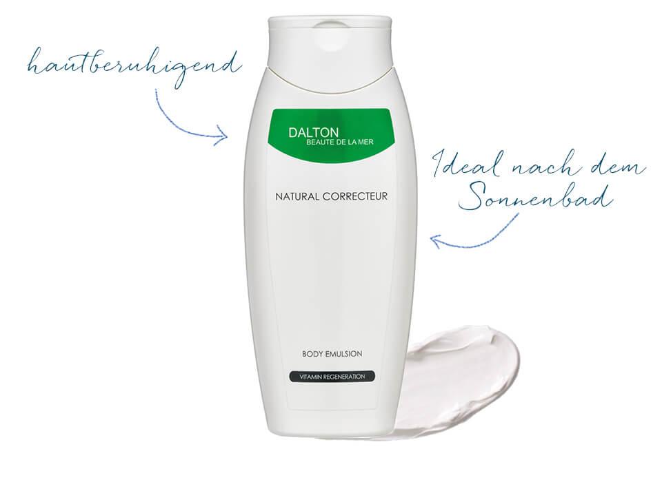 Natural Correcteur Body Emulsion