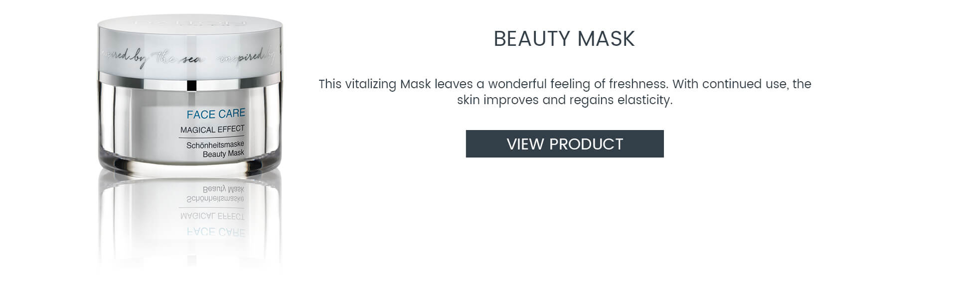 Refreshing Beauty Mask for all skin types