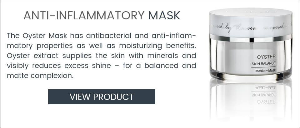 Mattifying anti-pimple mask for combination skin