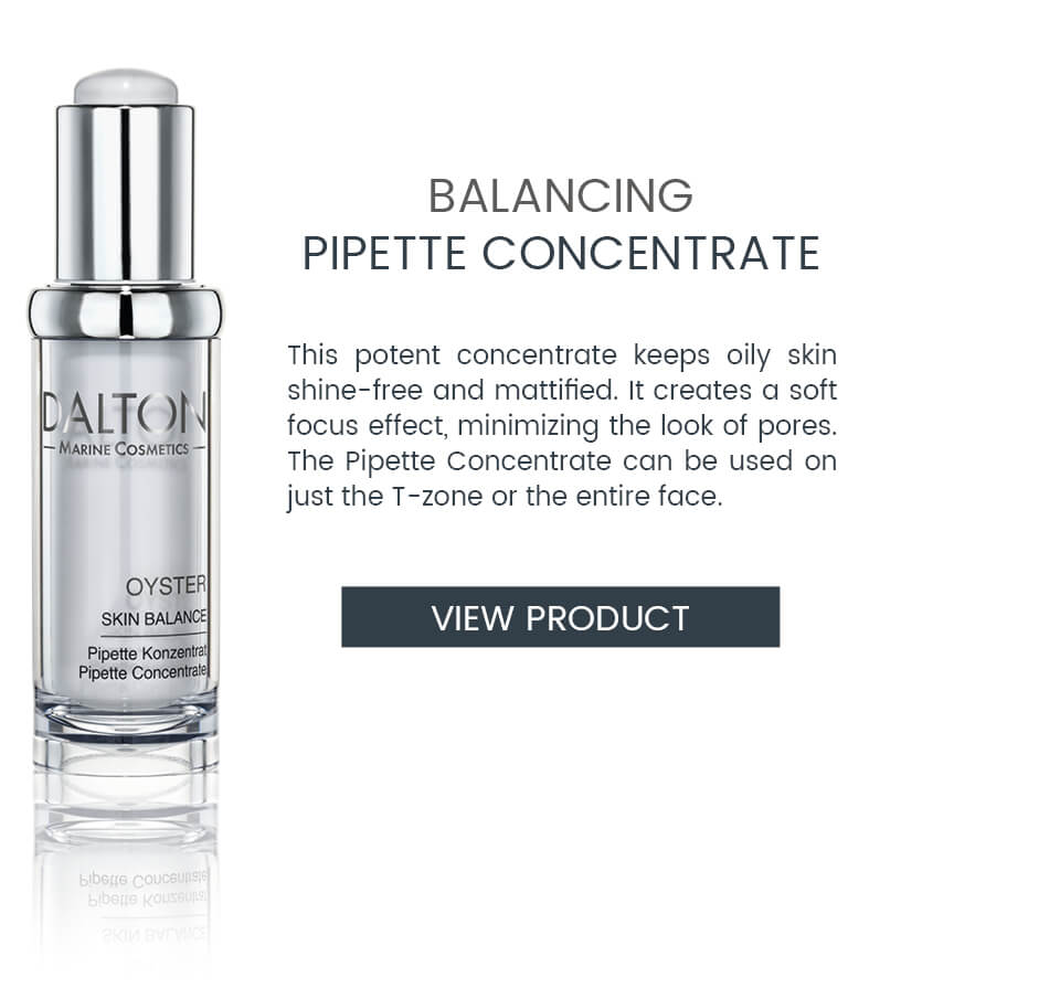 Pore-refining concentrate for combination skin