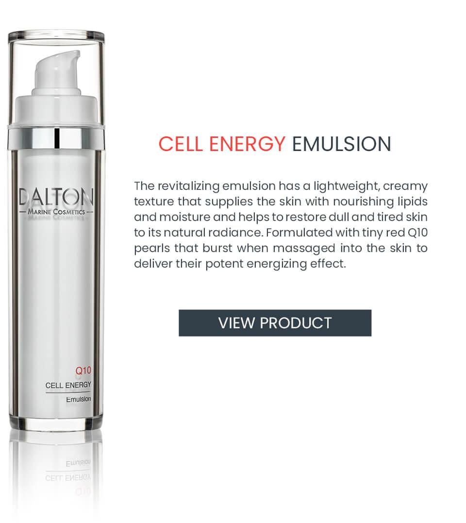 Revitalizing anti-aging cream for tired skin