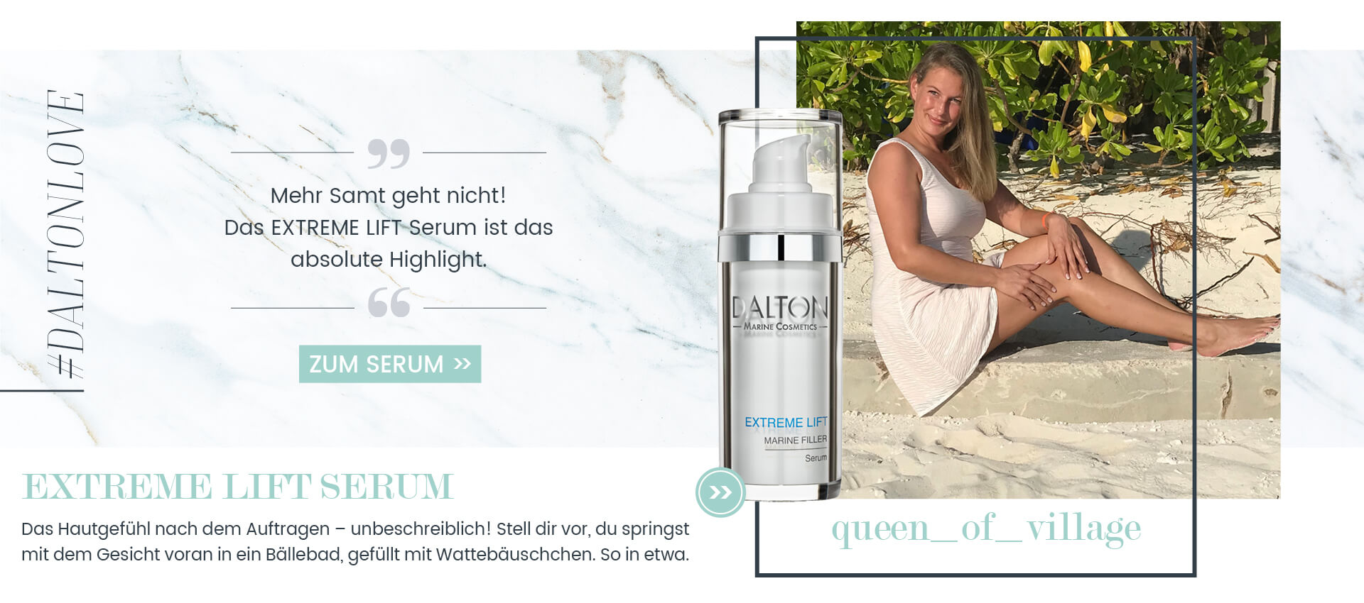 Marine Filler Serum von queen of village