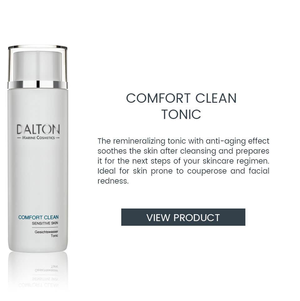 Comfort Clean Tonic for sensitive skin