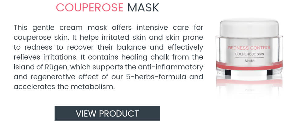 Redness Control Face Mask