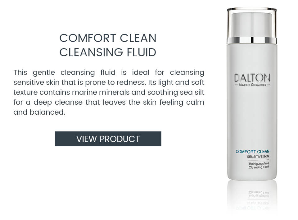 Comfort Clean Cleansing Fluid for sensitive skin