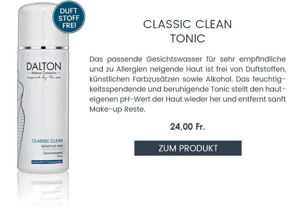 Zum reinigenden Gesichtswasser für die empfindliche Haut