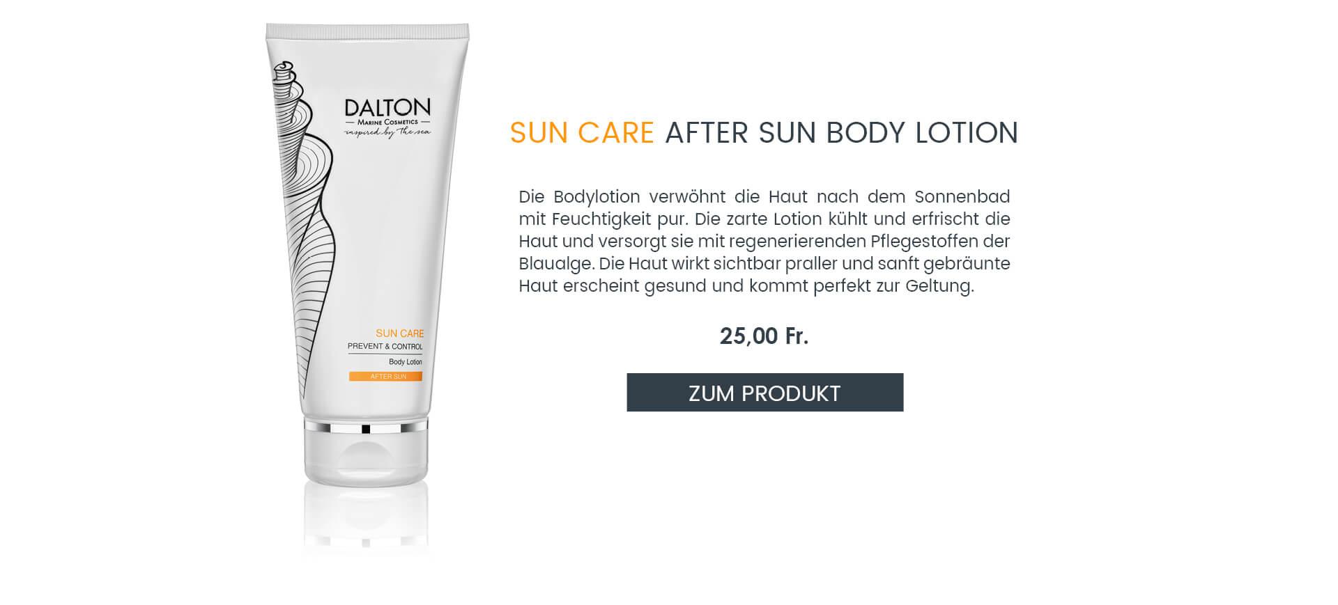 Sun Care After Sun Body Lotion