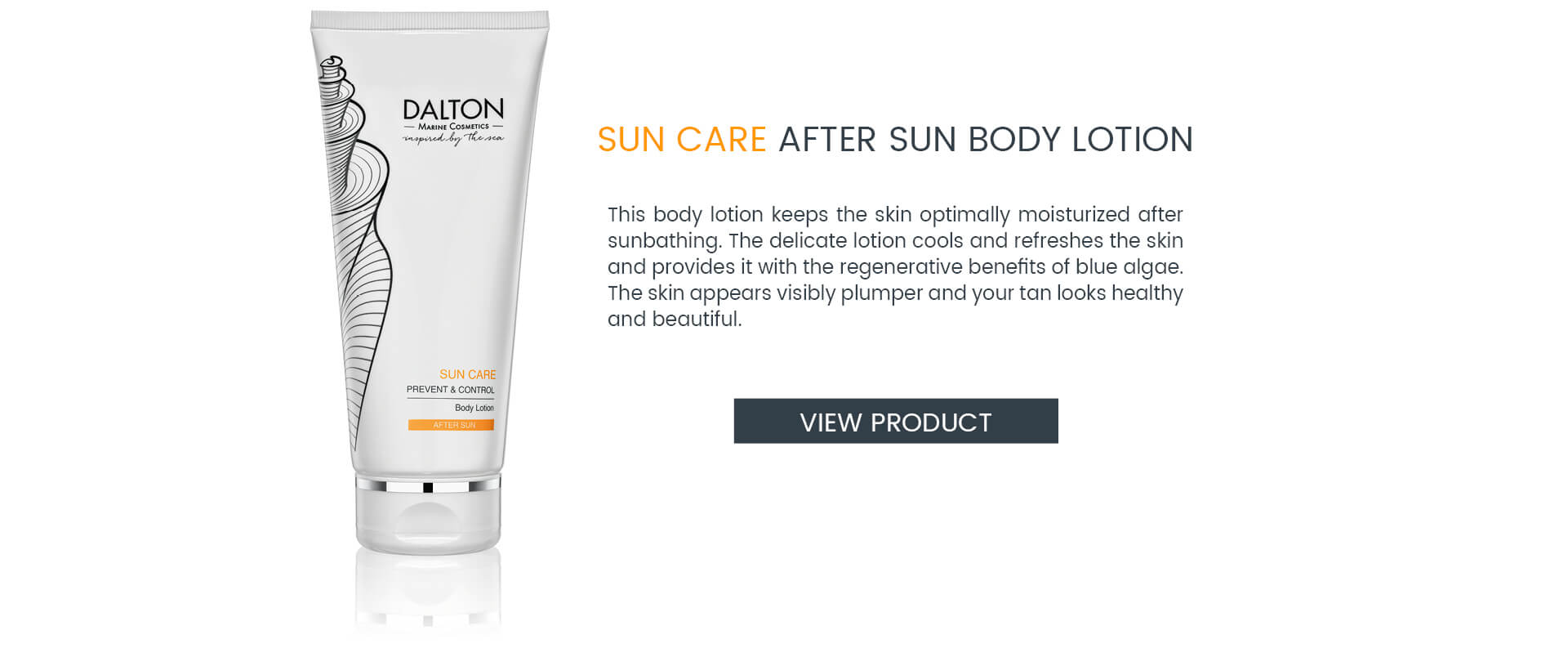 Body Lotion After Sun