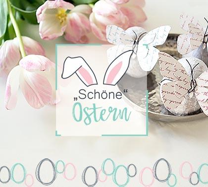 Themenwelt schöne Ostern