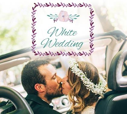 Themenwelt White Wedding - Alle Beauty-Tipps zur Hochzeit