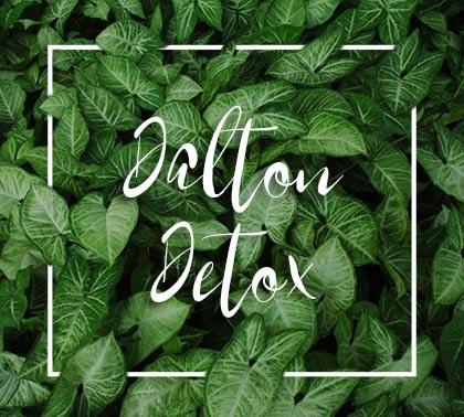 Themenwelt Dalton Detox - Wir starten fit in den Frühling